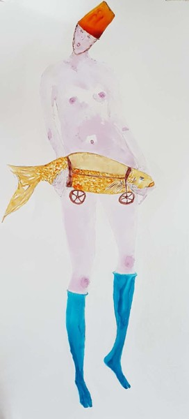 le poisson de compagnie